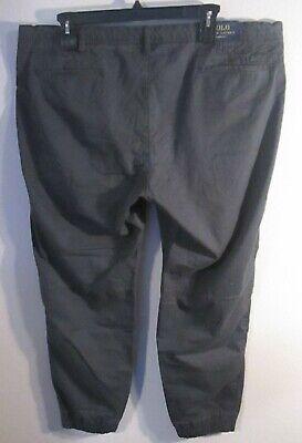 NWT Polo Ralph Lauren Mens B&T Classic Fit Stretch Jogger Pants 46x32 Deep Space