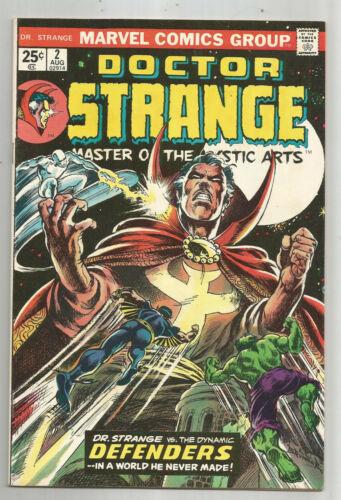 DOCTOR STRANGE # 2 * 1974 * MARVEL COMICS * FRANK BRUNNER art