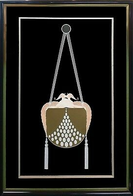 "ERTE ""THE CLASP"" 1983 