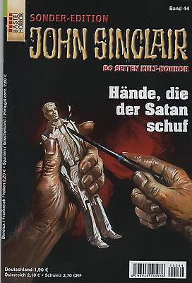 JOHN SINCLAIR SONDEREDITION Nr. 44 - Hände , die der Satan schuf - Jason Dark