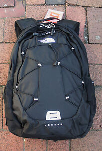 THE NORTH FACE JESTER BACKPACK - DAYPACK-  MODEL A93C - TNF BLACK- NEW