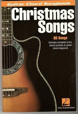 Guitar Chord Songbook Book - GUITAR CHORD SONGBOOK