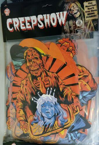 Trick or Treat Studios Creepshow Fluffy Wall Decor Vintage Style Horror