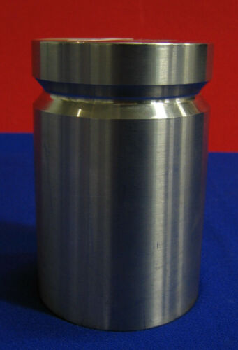 5 KG CALIBRATION WEIGHT STAINLESS ITEM IS USED