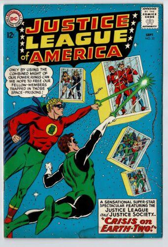 Justice League 22-24
