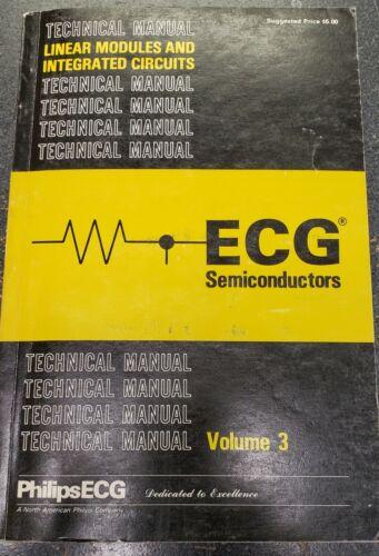 1985 Philips ECG Semiconductors Volume 3