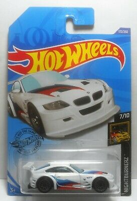 HOT WHEELS 2020 BMW Z4 M MOTORSPORT K CASE MAINLINE NIGHTBURNERZ 172/250 MOC