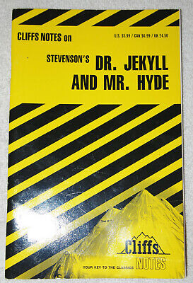 Cliffs Notes on Stevenson's Dr. Jekyll and Mr. Hyde Study Guide (Dr Jekyll And Mr Hyde Cliff Notes)