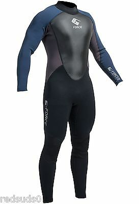 GUL 2018 MENS G-FORCE 3MM WETSUIT SURFING CANOE KAYAK SAIL SWIM SMALL