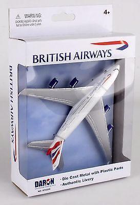 DARON REALTOY RT6008 British Airways Airbus A380-800 G-XLEA Single Plane 1/500. British Airways Airbus