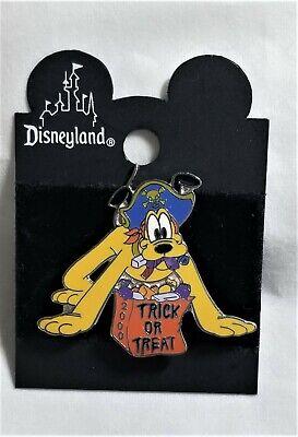 Disney DLR Halloween 2000 Pluto in a Pirate Costume, LE 1200, EUC