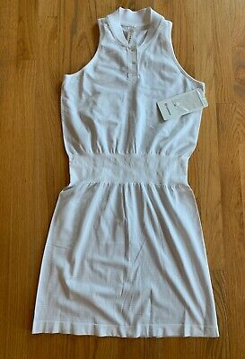 NWT Lululemon In Your Court Tennis Dress White sz. 6  $118