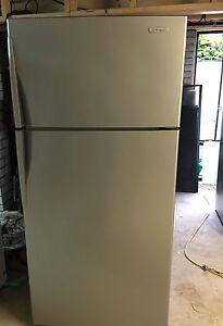 SILVER Wrstinghouse 520L fridge freezer Southport Gold Coast City Preview