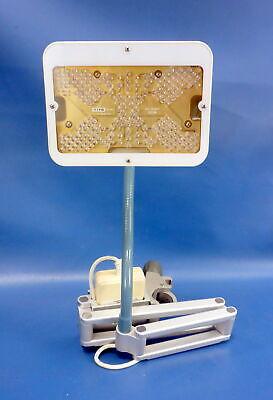Natus neoBLUE LED Phototherapy System w/ Polemount Clamp