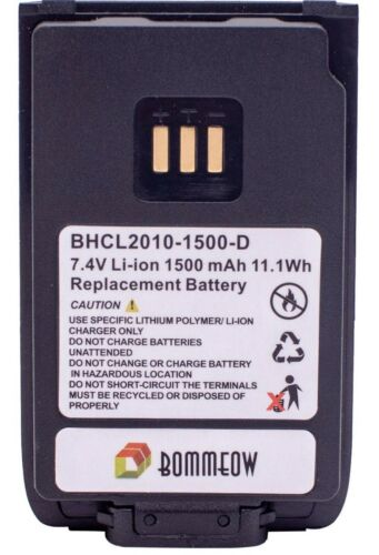 Bommeow Lithium Radio Battery for Hytera HYT PD412 PD602 PD5