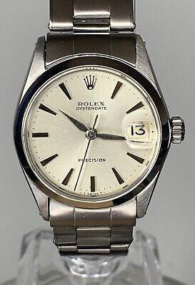 Rolex Oysterdate Precision - 6466