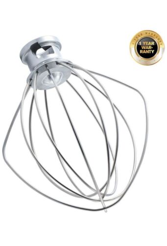 Wire Whip for KitchenAid Tilt-Head Stand Mixer Accessory Rep