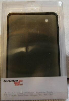 Lenovo Ideapad Tablet A1 Cover Case Black Grey  for sale  Shipping to India