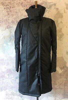 *NEW* ARMY OF ME Men's Coated High Collar Winter Coat Size: S