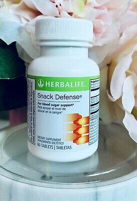 BEST SELLER Snack Defense Herbalife (HELP BLOOD SUGAR) LIMITED SUPPLY