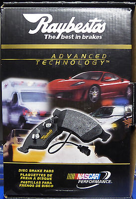 Brand New Raybestos Atd758m Advanced Technology Brake Pads Fits Various Dodge