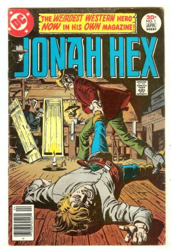 Jonah Hex 1   Garcia/Lopez cover & art