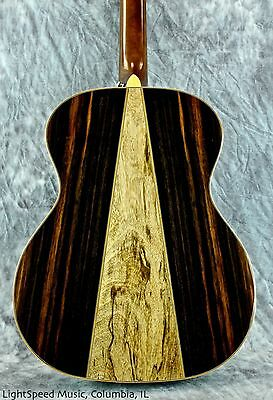 Tanglewood TWJF-S w/ Solid Spruce Top & Exotic Amara & Spalted Mango Body on Rummage