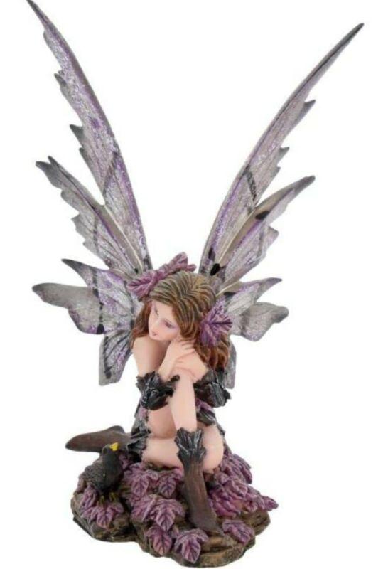 NEMESIS NOW Heather Fairy New in Box