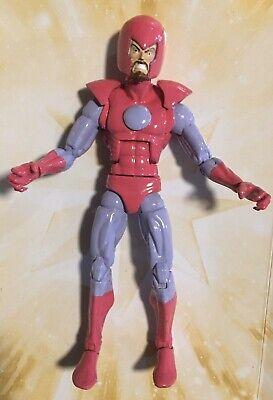 Marvel Legends Custom WIZARD - Captain Spider man hydro sand Vulture Octopus
