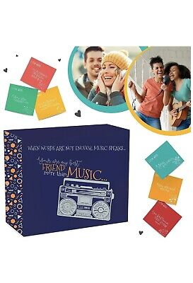 The Best Gratitude Cards For Couples, Musical Teenage Scrapbook, Music Detail (Best Couple Card Games)