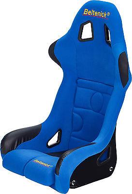FIA Rennsitz Beltenick RST 200 - FIA 8855-1999 - Vollschalensitz XXL blau
