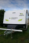 2015 Jayco Expanda Pop Top Point Cook Wyndham Area Preview