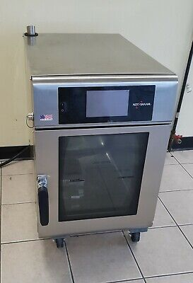 Alto Shaam Ctx4-10e Combitherm Oven With Smoker Element Very Lightly Used