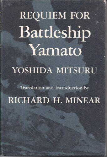 Requiem For Battleship Yamato by Yoshida Mitsuru
