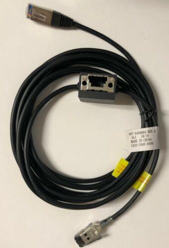 NCR Scanner Splitter Cable - 4 Meters Long - PN: 497-0439684 1432-C040-0040 BLK
