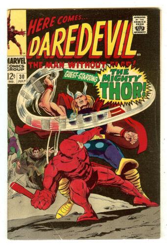 Daredevil 30   Thor