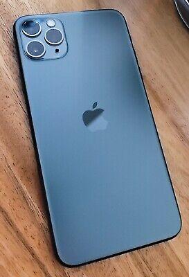 Apple iPhone 11 Pro Max - 512GB - MidnightGreen (Unlocked)