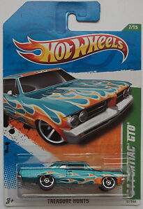 Best Selling in 2011 Hot Wheels