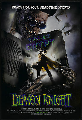 - DEMON KNIGHT Movie Poster Tales From the Crypt