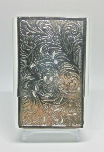 Tough Box 2-In-1 Style #5 Metal Strong Box King Size Cigarette Case