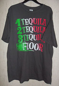 Nwt Mens 1 Tequila 2 Tequila 3 Tequila Floor Gray Novelty