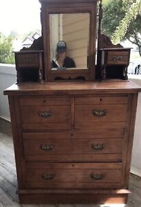 Antique dressing table ,