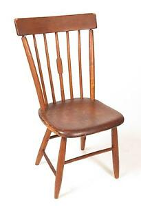 Merveilleux Antique Windsor Chair
