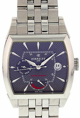 Men's Perrelet Power Reserve Stainless Steel A1021/B