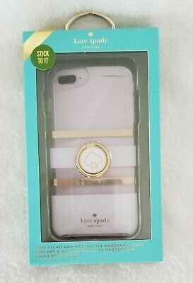 Kate Spade Ring Stand & Hardshell Protective Case for iPhone 8 Plus/7 Plus/6s...