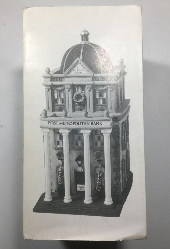 Departmetnt 56-FIRST METROPOLITAN BANK