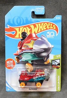 2018 Hot Wheels Car 60/365 Bazoomka - C Case