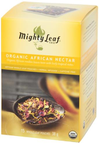 Mighty Leaf Tea Organic Tea, African Nectar 15 ea
