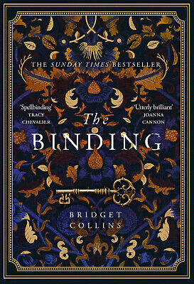 The Binding by Bridget Collins - Best Selling Love Story Book -