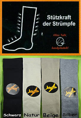 Kompressionsstrümpfe Reise-strümpfe Stützstrümpfe Kniestrümpfe Damen Herren
